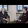 Ronald Reagan desafiou Gorbachov a derrubar o muro de Berlim