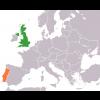 Portugal assinou com a Inglaterra a Aliança Luso-Britânica