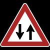 Foi alterado em Portugal o sentido de circulação rodoviária da esquerda para a direita