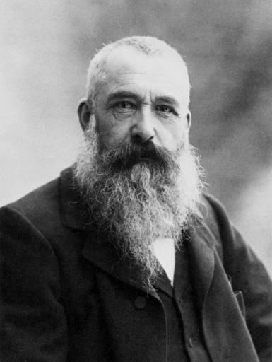 Nasceu o pintor Claude Oscar Monet