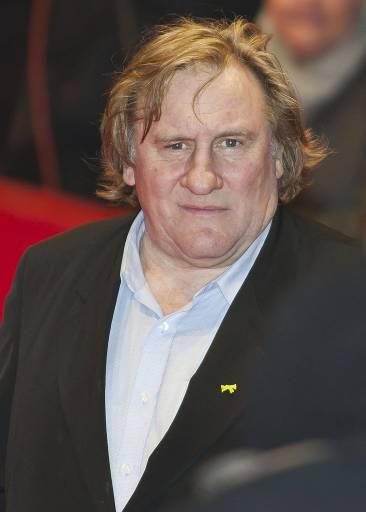 Nasceu o actor Gérard Depardieu
