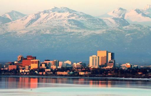 Os Estados Unidos venceram a disputa da fronteira entre o Alasca e o Canadá