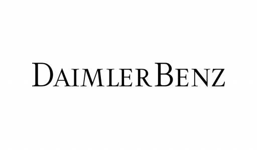 O grupo Daimler-Benz aprovou a sua fusão com a Chrysler