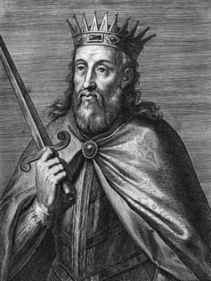 Faleceu o rei D. Dinis