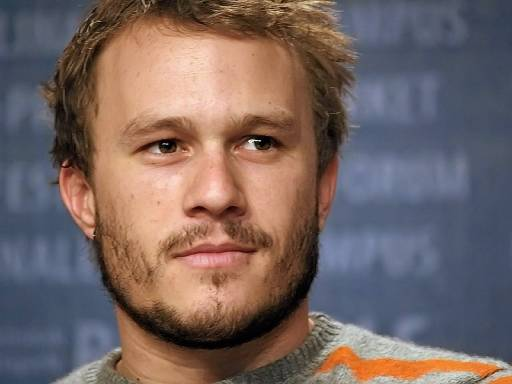 Faleceu o actor Heath Ledger