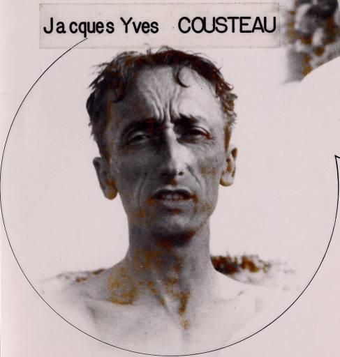 Nasceu o oceanógrafo Jacques Cousteau