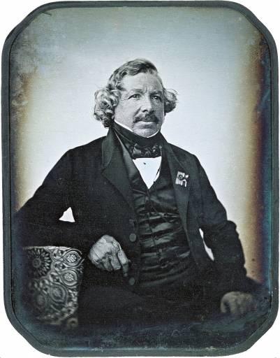 Nasceu Louis Daguerre