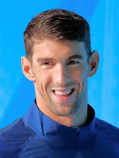 Nasceu o atleta Michael Phelps