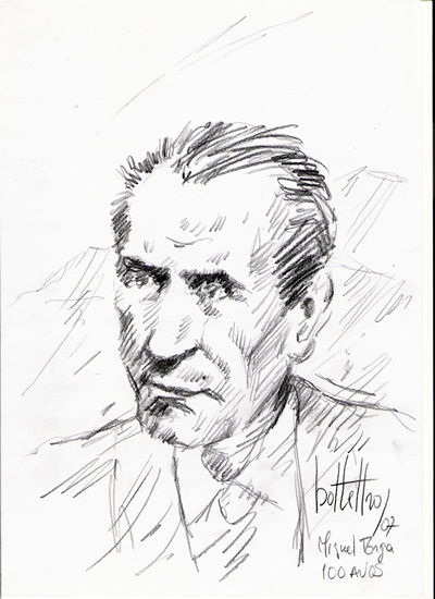 Faleceu o escritor Miguel Torga