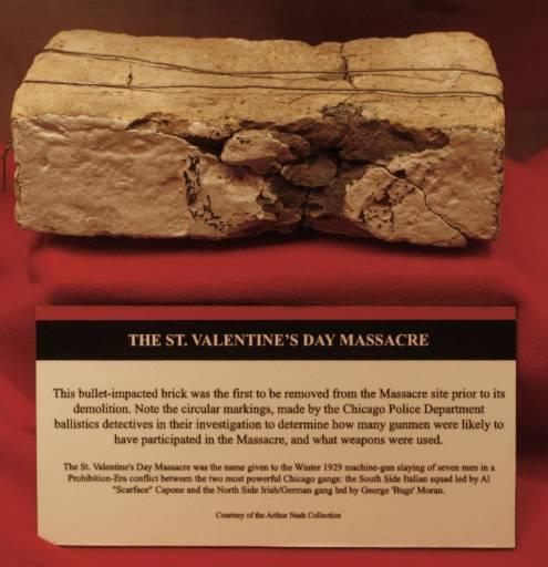 Ocorreu o Massacre do Dia de São Valentim