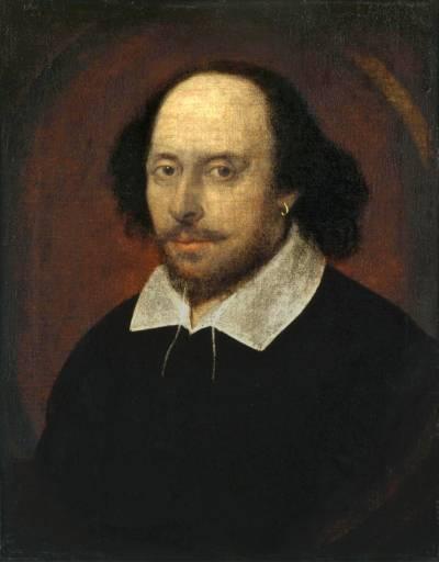 Nasceu o dramaturgo, poeta e actor William Shakespeare