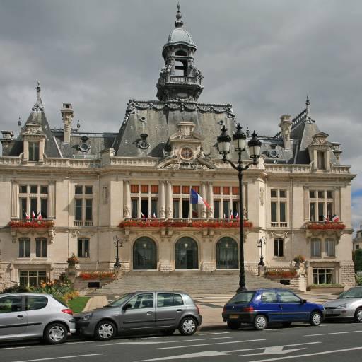 O governo de França instalou-se em Vichy