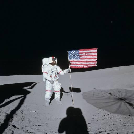 Alan Shepard jogou golfe na Lua