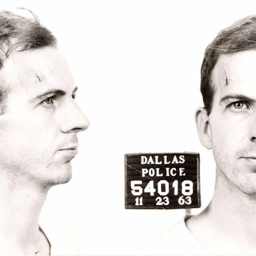 Foi assassinado Lee Harvey Oswald, suposto assassino de John F Kennedy