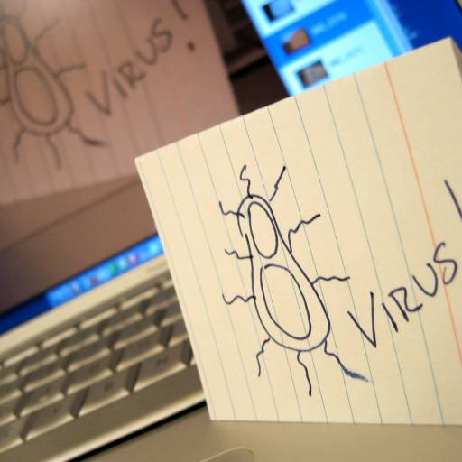 Surgiu o primeiro vírus de computador
