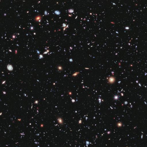 Edwin Hubble anunciou a existência de outras galáxias