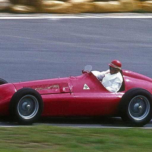 Foi criado o primeiro campeonato mundial de Fórmula 1