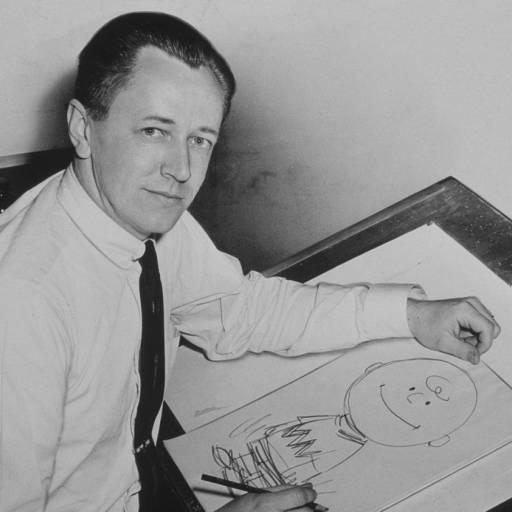 Faleceu o criador de Charlie Brown e Snoopy, Charles Schulz