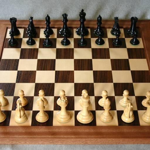 Tem início o primeiro campeonato mundial de Xadrez