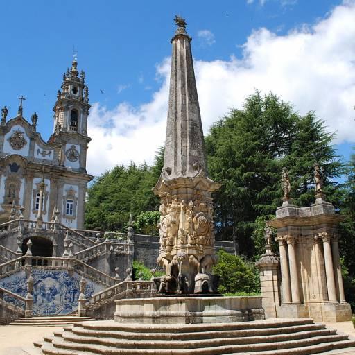 Lamego foi tomada definitivamente aos Mouros por Fernando I de Leão