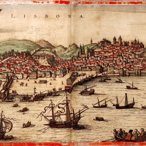 Ocorreu um terramoto em Lisboa