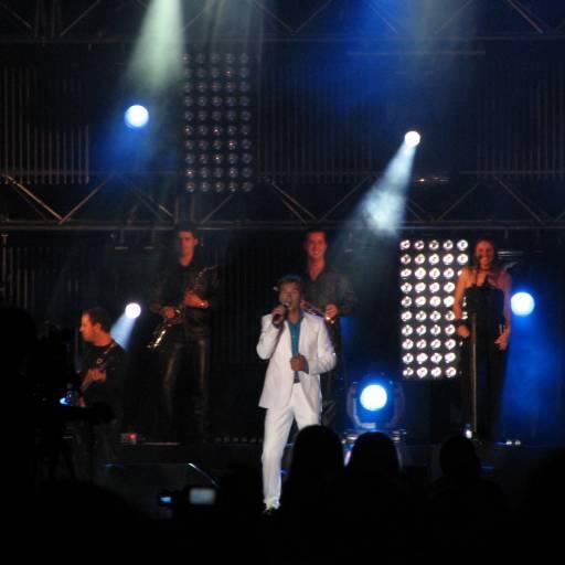 Nasceu o cantor Tony Carreira