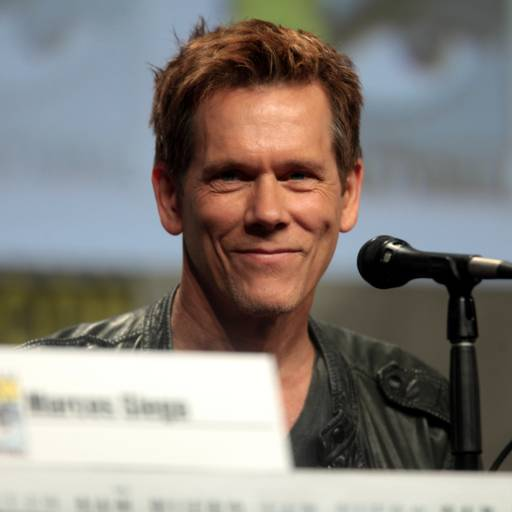 Nasceu o actor Kevin Bacon