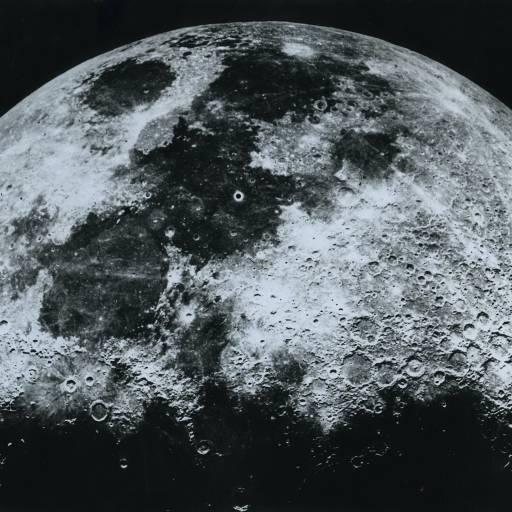Louis Daguerre fotografou pela primeira vez a Lua