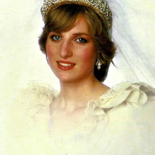 Carlos, Príncipe de Gales e Diana Spencer casaram-se
