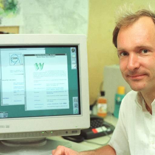 Nasceu a World Wide Web