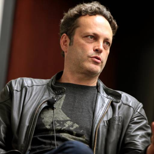 Nasceu o actor Vince Vaughn