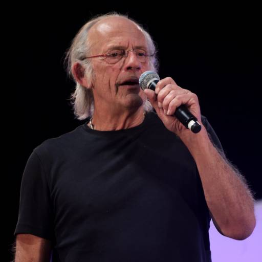 Nasceu o actor Christopher Lloyd