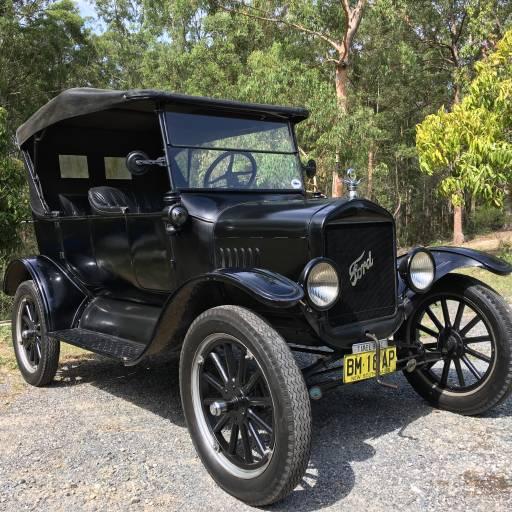 Henry Ford lançou o Ford T