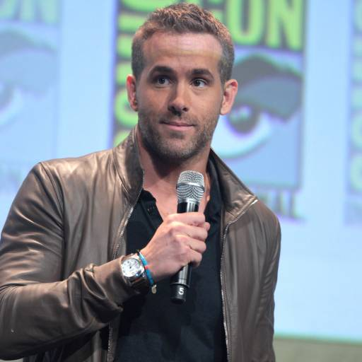 Nasceu o actor Ryan Reynolds