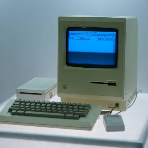 A Apple lançou o computador Macintosh