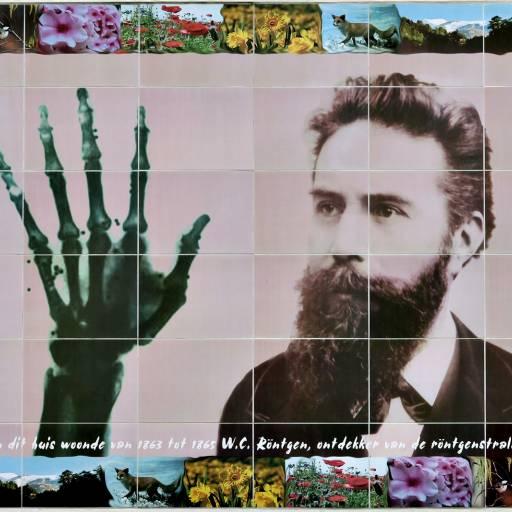 Nasceu o físico Wilhelm Röntgen