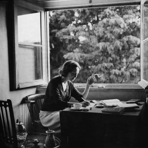Nasceu a escritora e poetisa Sophia de Mello Breyner