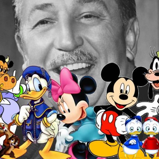Faleceu Walter Elias Disney