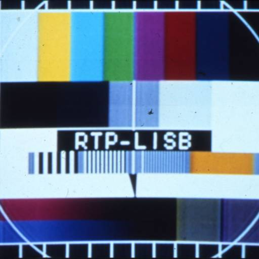 Iniciou-se as emissões regulares a cores da RTP