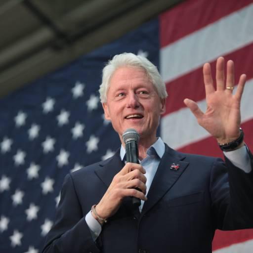 Nasceu o político Bill Clinton