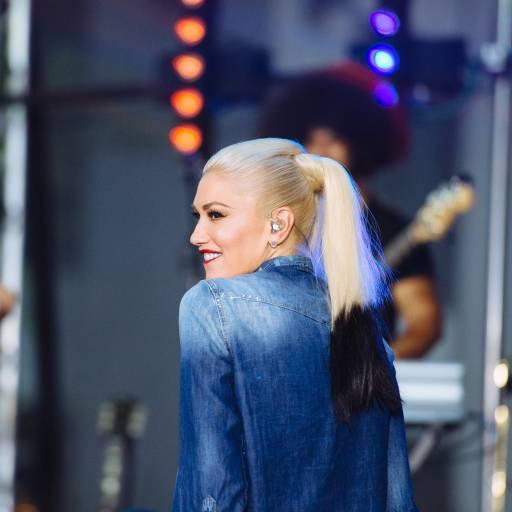 Nasceu a cantora Gwen Stefani