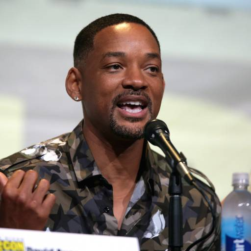 Nasceu o actor Will Smith