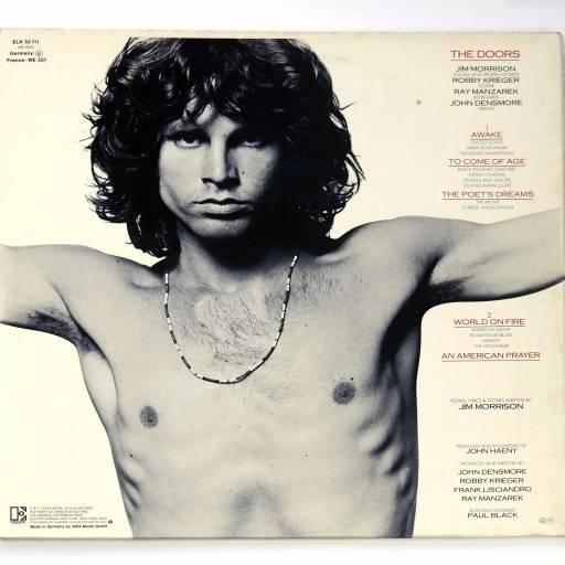 Faleceu o cantor Jim Morrison