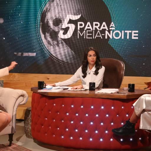 Nasceu a apresentadora Teresa Guilherme