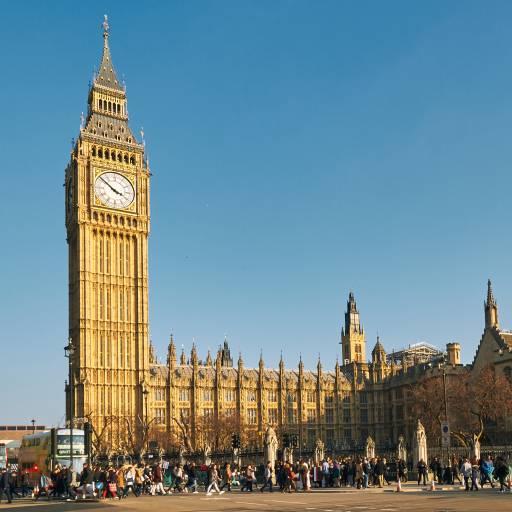 O Big Ben soou pela primeira vez em Londres