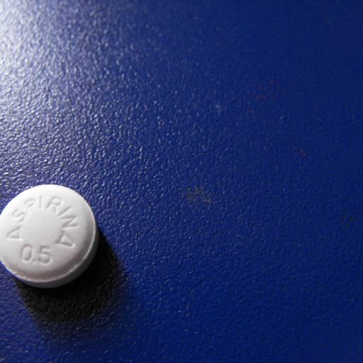 A Bayer registou a aspirina