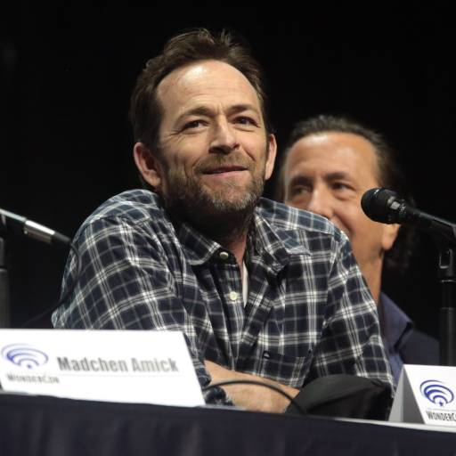 Faleceu o actor Luke Perry