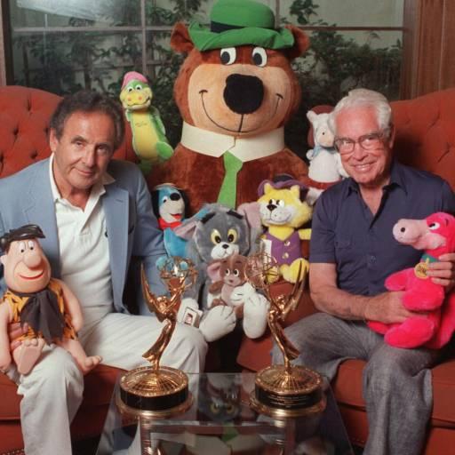 Faleceu o William Hanna, um dos criadores da Hanna-Barbera