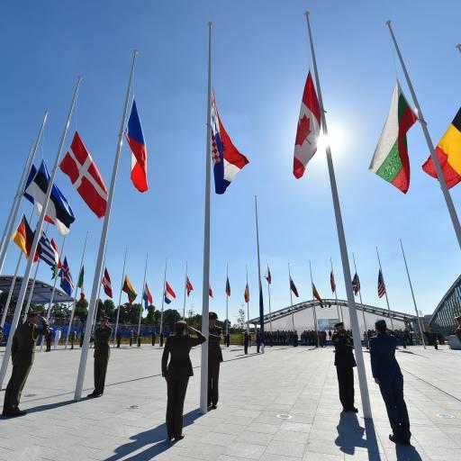 Foi fundada a NATO