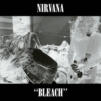 Nirvana lançaram o seu álbum de estreia intitulado Bleach